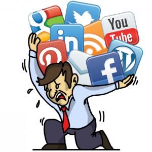 cutting edge social media